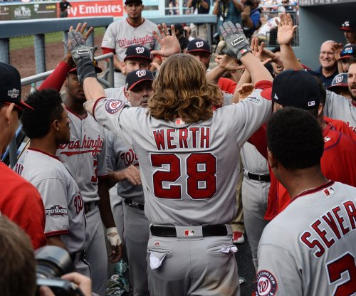 NLDS Game 3: Washington Nationals swat Los Angeles Dodgers for 2-1 lead