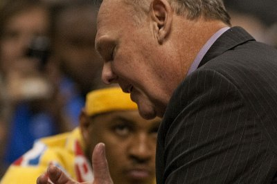 George Karl rips into 'user' Carmelo Anthony, others in 'Furious George' book
