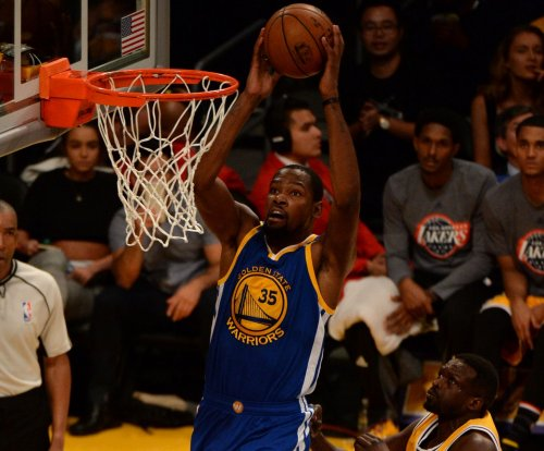 Golden State Warriors' Kevin Durant may return Saturday against New Orleans Pelicans