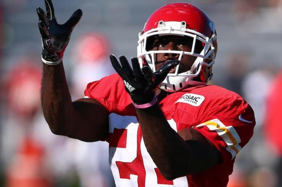 The Kansas City Chiefs Have Now Signed Rb C J Spiller Three Times This Year Upi