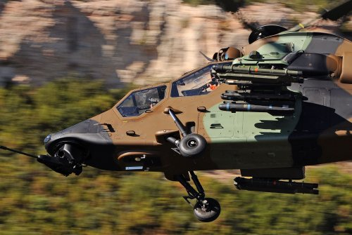 Airbus delivers first upgraded Tiger helicopter to French armed forces