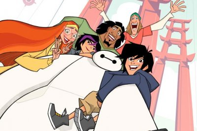 'Big Hero 6' series to premiere on Disney Channel June 9