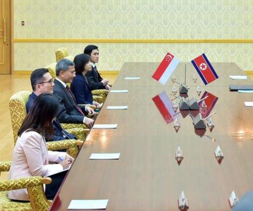 KCNA: Singapore's top diplomat's visit to North Korea 'warm, friendly'