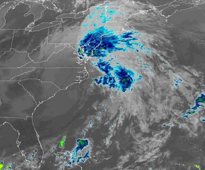 Nestor to sweep along Atlantic Seaboard with heavy rainfall, gusty winds through Sunday