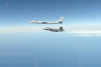 U.S. intercepts more Russian military planes near Alaska