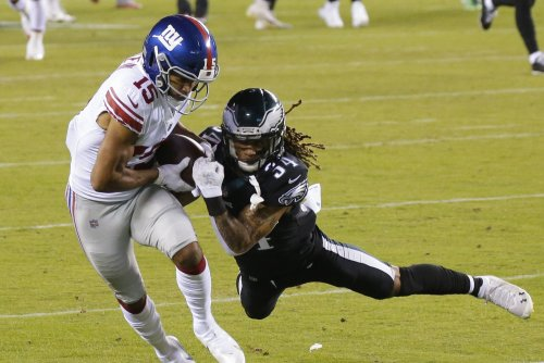 New York Giants to release veteran WR Golden Tate, one other
