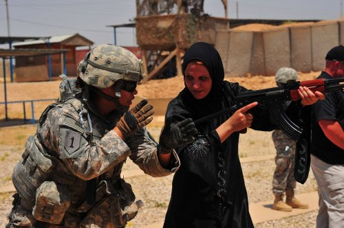 Watchdog slams U.S. Iraqi police training