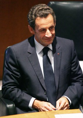 Sarkozy visits Lyon, France, with possible political comeback in mind
