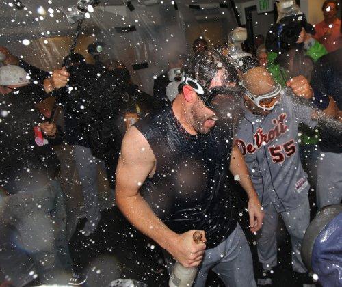 MLB: Detroit 3, Oakland 0