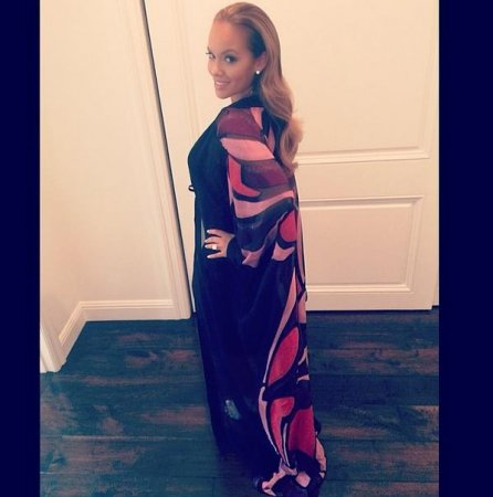 Evelyn Lozada has lost 30 pounds since giving birth 7 weeks ago