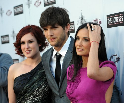Rumer Willis admits Ashton Kutcher was her celeb crush before he became her stepfather