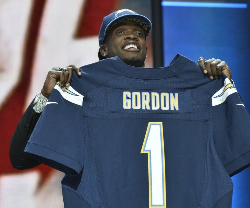 San Diego Chargers take Gordon after trade with San Francisco 49ers