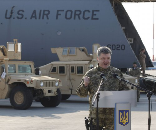 Poroshenko: no peace in Ukraine until Russian withdrawal