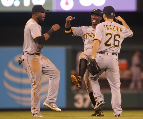 Adam Frazier powers Pittsburgh Pirates past Philadelphia Phillies