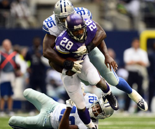 Adrian Peterson, Dallas Cowboys have mutual interest
