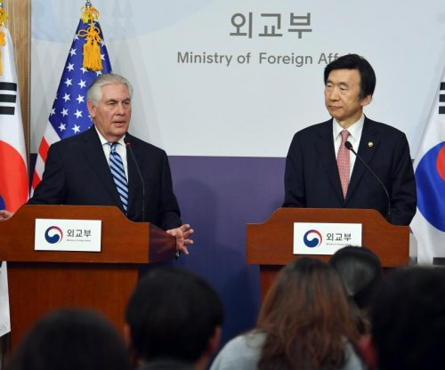 Rex Tillerson: U.S. not ruling out military action on North Korea