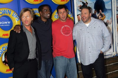 Adam Sandler and Chris Rock to reunite for movie 'The Week Of'