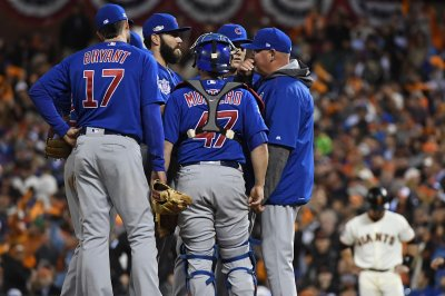 Chicago Cubs clean house on coaching staff, hire two others
