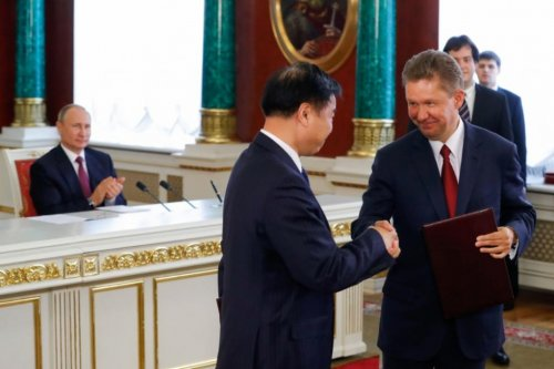 Russia's Far East gas to start China deliveries by December