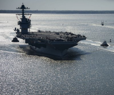 HII awarded $11.5M for further repairs on USS Gerald R. Ford