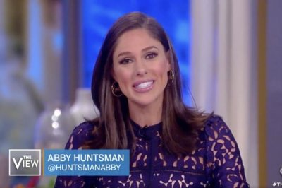 'The View': Abby Huntsman to leave show after two seasons
