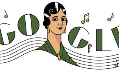 Google honors singer and songwriter María Grever with new Doodle
