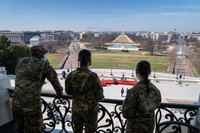 HASC leaders call for drawdown of National Guard troops at Capitol