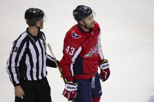 Capitals' Tom Wilson spoke to Artemi Panarin, wants to move on from incident