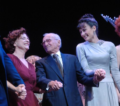 Playwright Arthur Laurents dead at 93