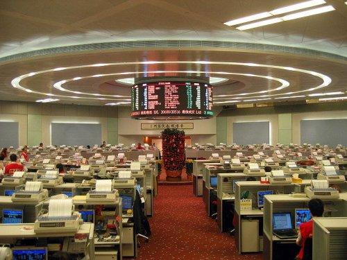 China to permit stock trading between Kong Kong and Shanghai