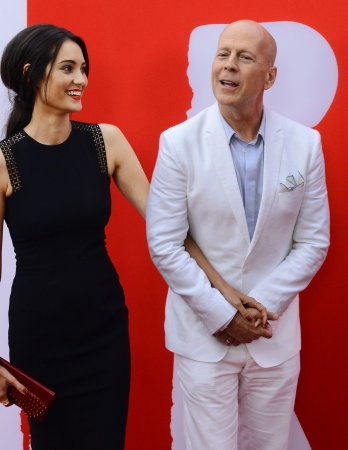 Bruce Willis' wife gives birth to their second daughter