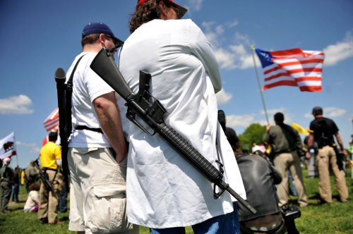 NRA apologizes to Open Carry Texas movement for calling their actions 'weird'