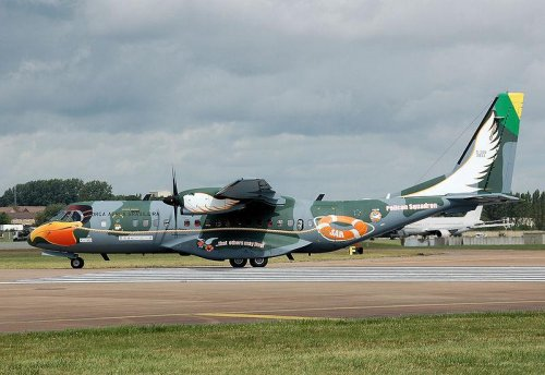 Brazilian Air Force orders more C295 aircraft