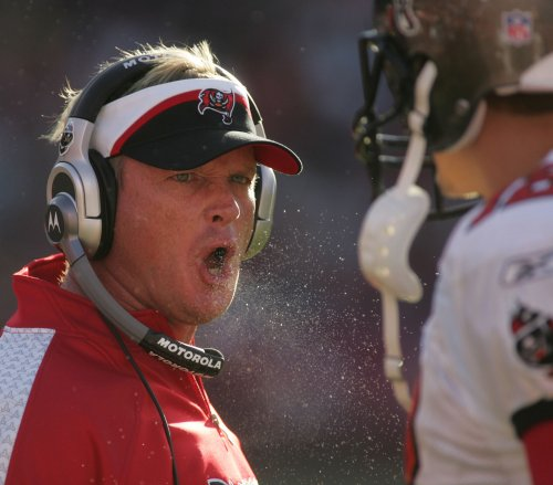 Despite rumors, ESPN's Jon Gruden not interested in Raiders head coaching gig