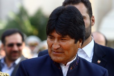 Evo Morales wins third presidential term in Bolivia