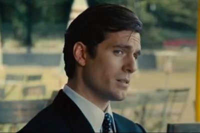Henry Cavill stars in first 'Man from U.N.C.L.E.' trailer