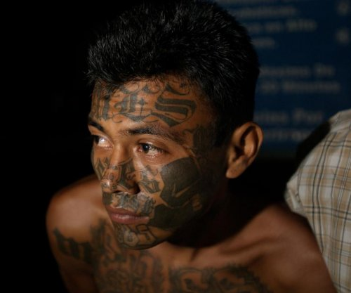 El Salvador deems criminal gangs, including MS-13, 'terrorists'