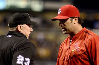 Pittsburgh Pirates strand 16 in shutout loss to St. Louis Cardinals