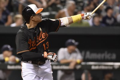 Manny Machado's grand slam powers Baltimore Orioles past Tampa Bay Rays