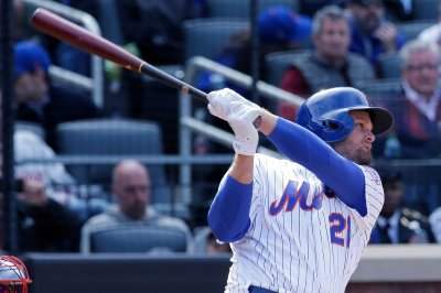 New York Mets blank Atlanta Braves as Asdrubal Cabrera sparks 6-run inning
