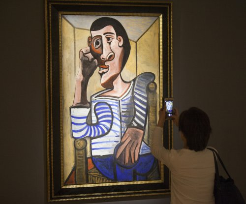 Picasso painting damaged ahead of Christie's auction