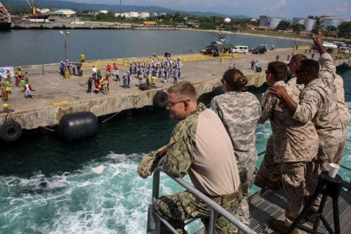 U.S.-Philippines military agreement extended for six more months