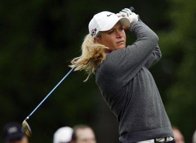 Pettersen now 2nd in women's golf ranking