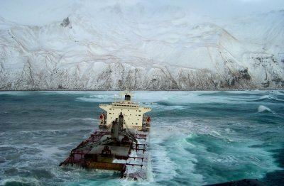 U.S. mulls oil, gas lease offshore Alaska