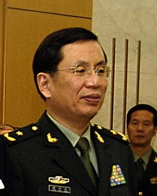 Chinese military leader admits graft
