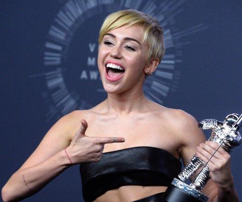Maria Shriver 'happy' for son Patrick Schwarzenegger and Miley Cyrus