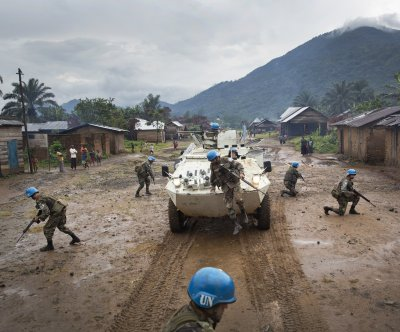 Ugandan rebels kill eight civilians in DR Congo