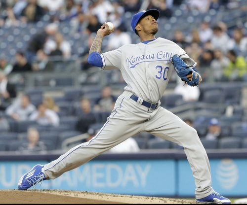 Boston Red Sox-Kansas City Royals rainout postpones Yordano Ventura's start