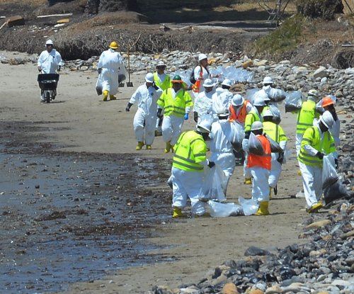 Pipeline company blamed directly for Refugio Beach, Calif., oil spill