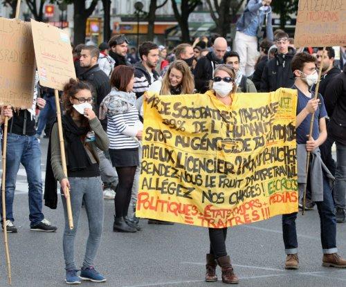 France prepares for rail strikes protesting labor reform bill
